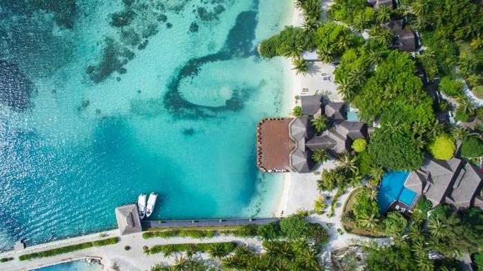 Maldív-szigetek / Adaaran Select Hudhuran Fushi***+