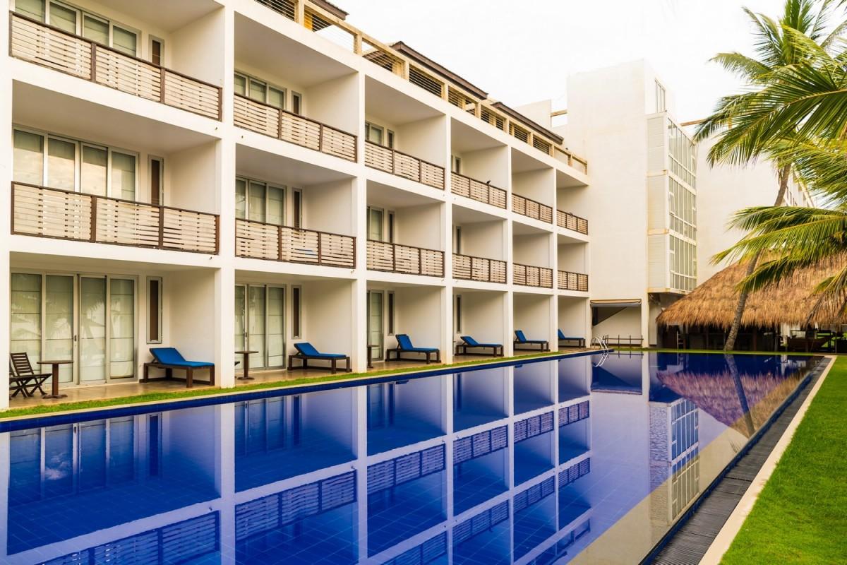 Srí Lanka / Jetwing Sea Hotel***/ ****